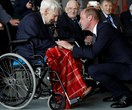 Prince William shares a very special moment with a WWII veteran