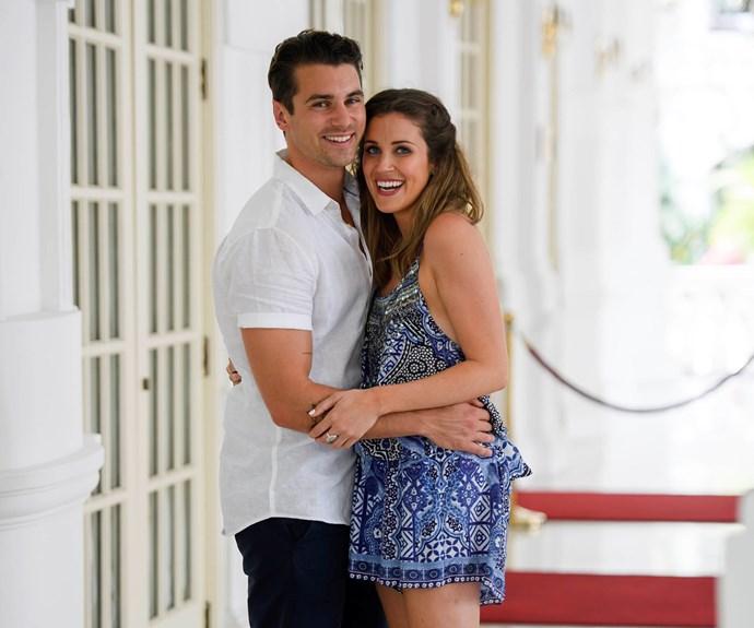 Matty J and Georgia Love