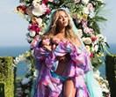 Beyonce debuts twins Sir Carter and Rumi