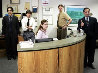 The different types of people everyone has at work