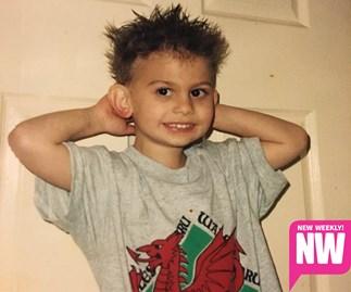 EXCLUSIVE: Matty J's baby pics revealed!
