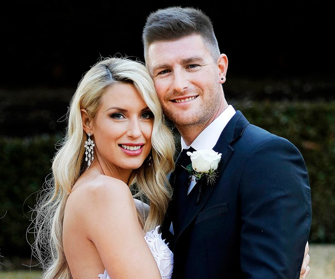 """Married At First Sight's Michelle tells:""""Nick wasn't ready to settle"""""""