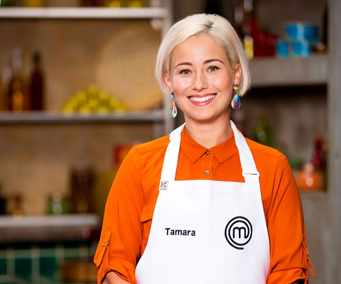 Tamara MasterChef Australia
