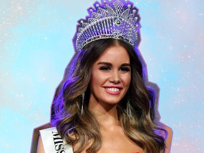 The new Miss World Australia is a Muslim refugee, so obviously trolls have come in thick and fast