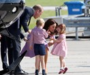 Auf Wiedersehen! The Cambridges wrap up the royal tour
