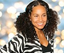 This girl is on fire! Alicia Keys debuts a red hot new look