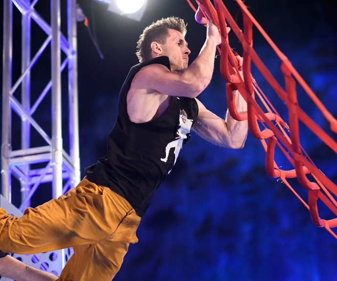 Jayden Irving Australian Ninja Warrior