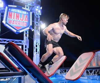 Ryan Australian Ninja Warrior