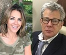 Has Elizabeth Hurley found love again in the arms of David Forster?
