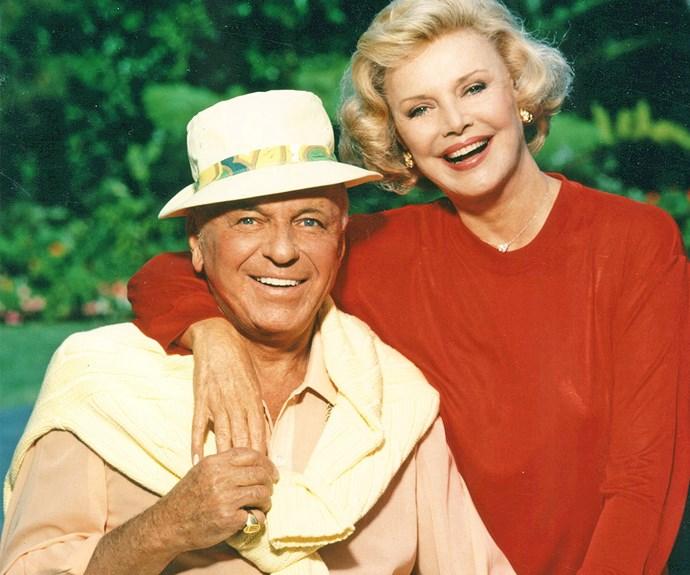 Frank Sinatra's widow Barbara has passed away