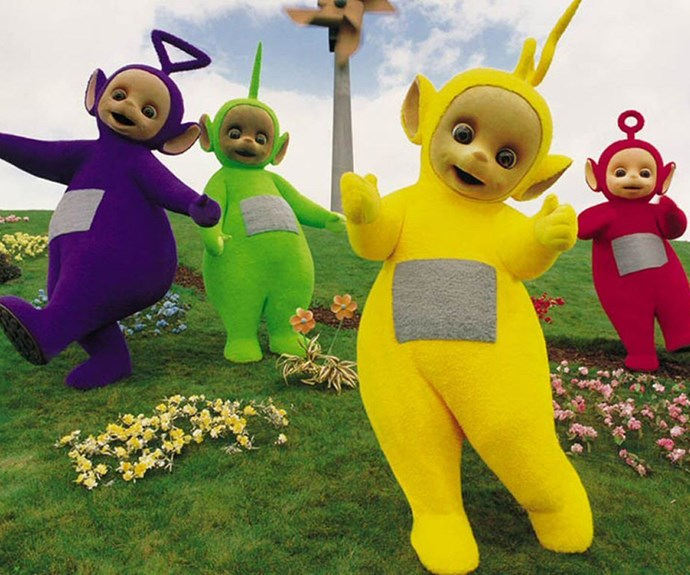 The Teletubbies' babies are here to give you all nightmares