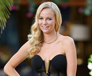 Leah from The Bachelor Australia