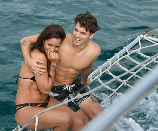 The Bachelor Australia's Matty and Elora