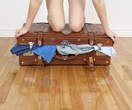 Watch this woman fit over 200 items one suitcase