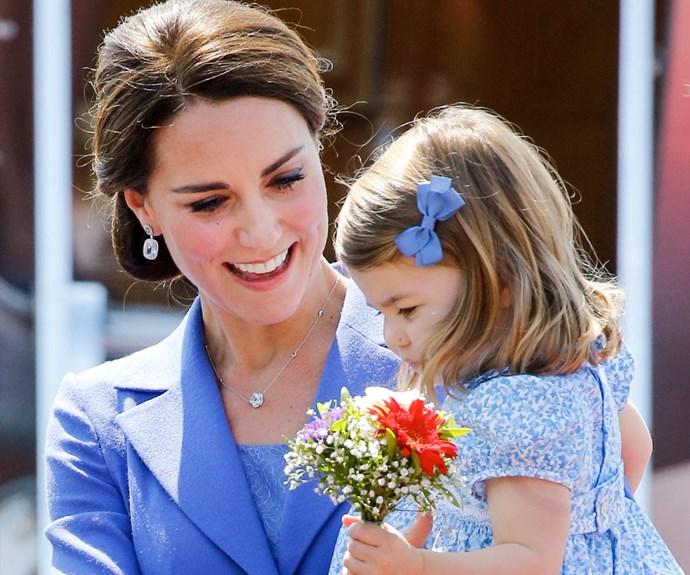 Duchess Catherine princess charlotte