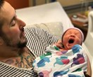 Transgender man gives birth to a beautiful baby boy
