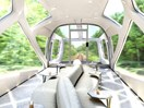 Japan has unveiled the most luxurious train ever