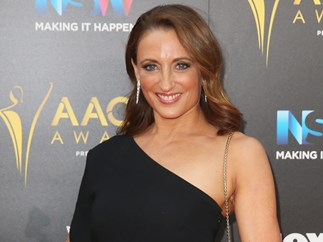 Georgie Parker opens up about battling the pain of scoliosis