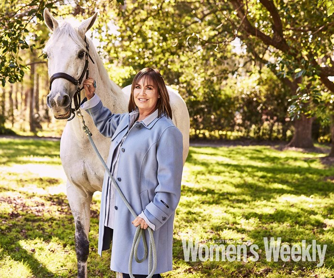 """EXCLUSIVE: Tracy Grimshaw tells The Australian Women's Weekly - """"I'm not crippled by shyness"""""""