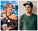 Carrie Bickmore sends her support to Johnny Ruffo in the wake of his shock diagnosis