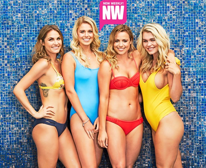 The Bachelor Australia 2017: Laura, Lisa, Elisa, Simone