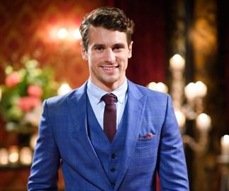 Matty Johnson The Bachelor Australia