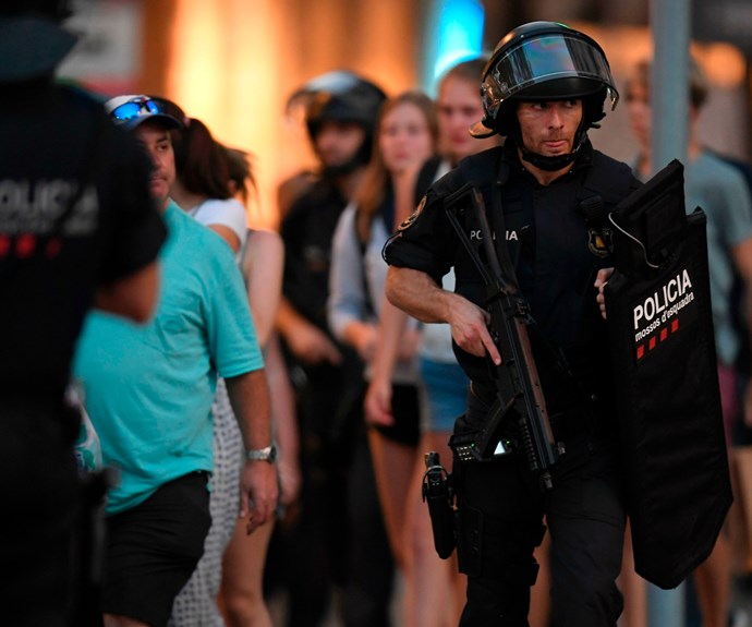 "Barcelona terror attack: Australians caught up in the chaos recount the ""absolute carnage"""