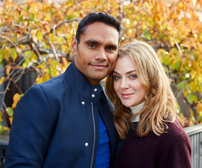 Rob Collins Jessica Marais The Wrong Girl