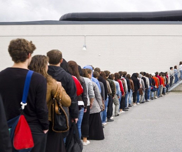 These are the world's longest queues (and the wait times)