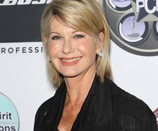 Olivia Newton John on breast cancer battle