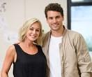 The Bachelor's Matty J's sister Kate was a WAG