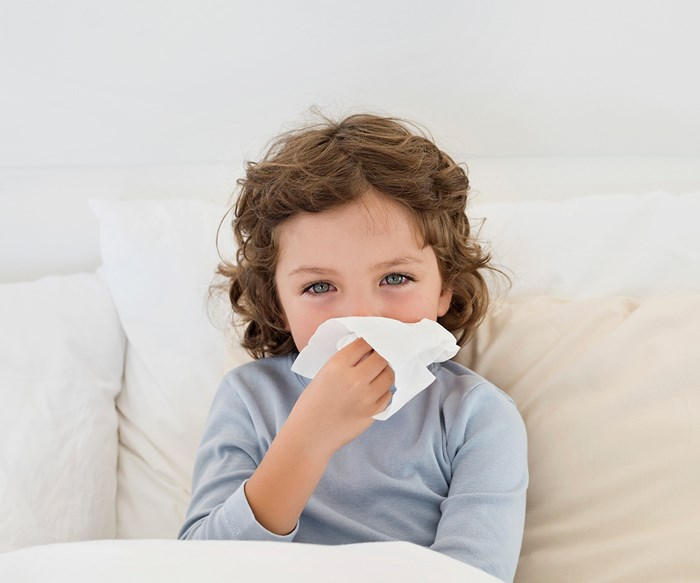 Protect kids from the flu