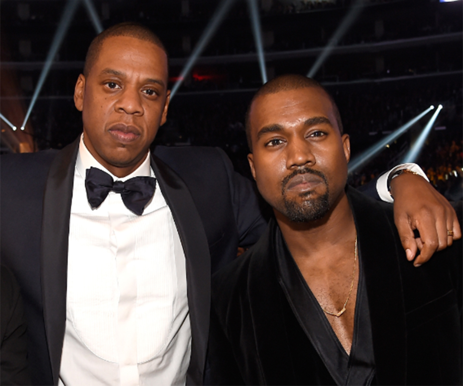 Z Chided Kanye West For Bringing Beyonce & Blue Ivy In Beef