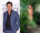 John Stamos gets cheeky with nudie snap for his 54th bday