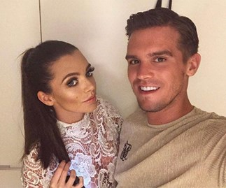 Gaz Beadle and Emma McVey are expecting a baby