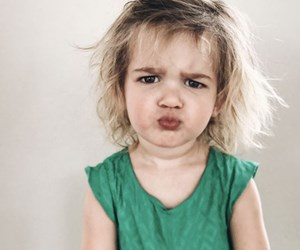 This sassy two-year-old is ripping into life's BS and we can't stop laughing