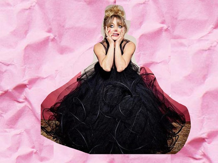 Goldie Hawn on being a grandmother and her return to showbiz