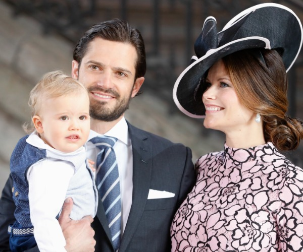 Swedish royals welcome their second baby boy
