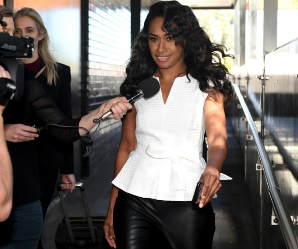 Paulini Pleads Guilty In Sydney Court