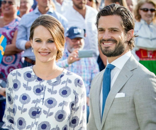 Princess Sofia, Prince Carl Philip