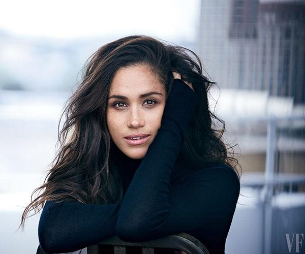 Meghan Markle Speaks Out About Prince Harry: 'We're In