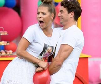 Tara and Matty J The Bachelor Australia