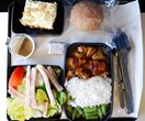 This is why you should never eat plane food