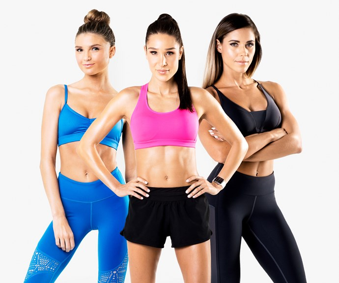Kayla Itsines and the SWEAT app