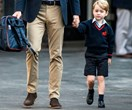 "Prince William jokes about George's first day of school as he reveals everything ""went well"""