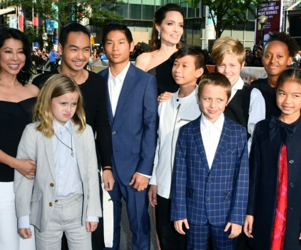 Angelina Jolie, Toronto Film Festival, First They Killed My Father