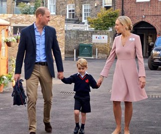 We found Prince George's school shoes and they're selling out online