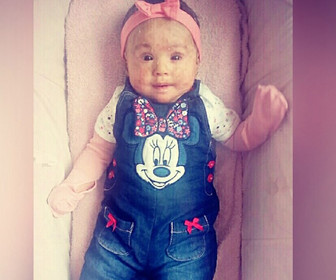 Baby Maryam
