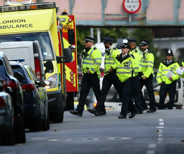 Man arrested in connection with Parsons Green bombing