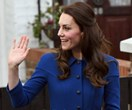 There she is! Duchess Catherine makes an appearance for a cause close to her heart